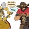 Overwatch Comics
